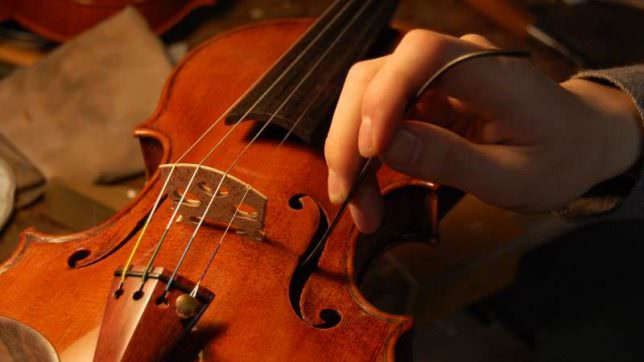 ヴァイオリン 魂柱 調整