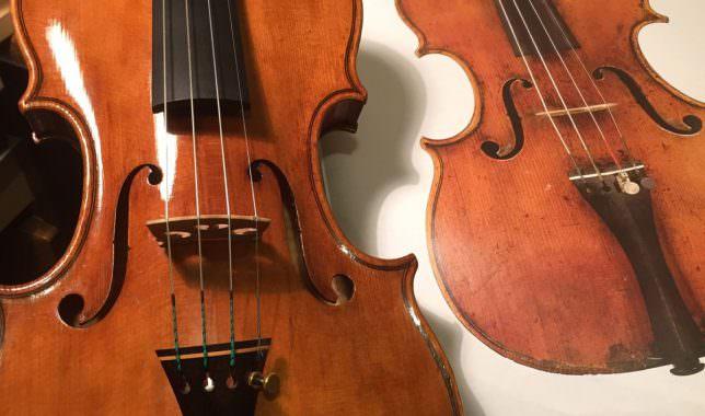 ヴァイオリン アマティコピー