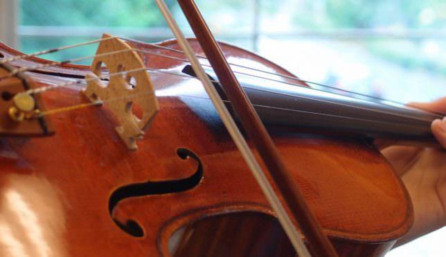 バイオリン ビオラ チェロ 調整