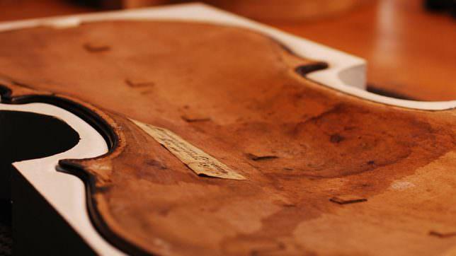バイオリン 修理 いしはら弦楽器工房